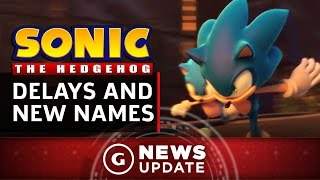 Sonic Mania Delayed & Project Sonic 2017 Gets A Name - GS News Update