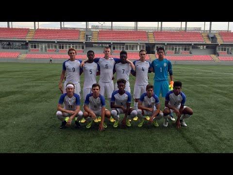 U-17 MNT vs. Panama: Highlights - Sept. 27, 2016