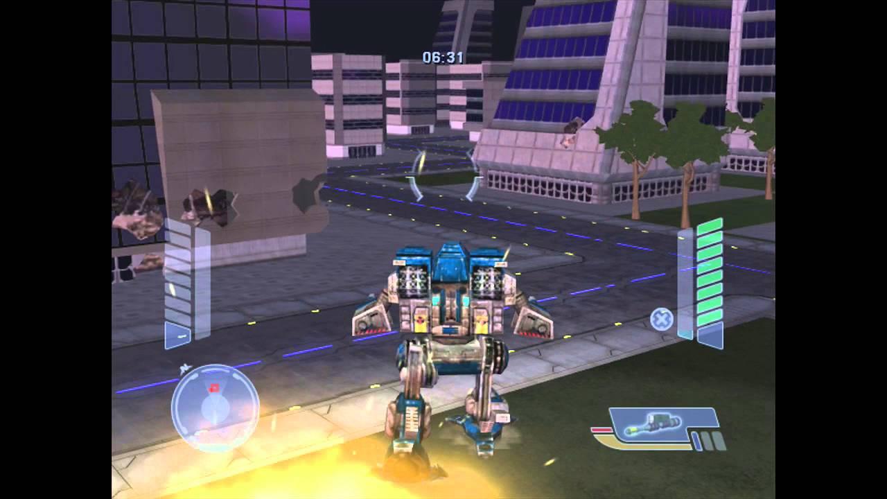 MechAssault 2 Xlink Kai: Multiplayer on River City (1-30-2016)
