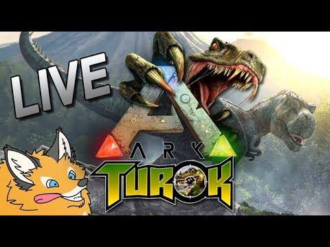 ARK TUROK | New Patch! Testing. | (BETA Gameplay, NEW GameMode)