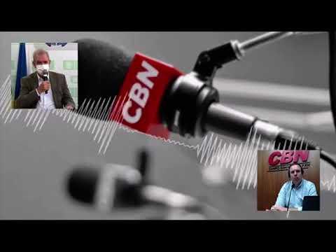 Entrevista CBN Campo Grande (23/11/2020): com Geraldo Resende, secretário estadual de Saúde