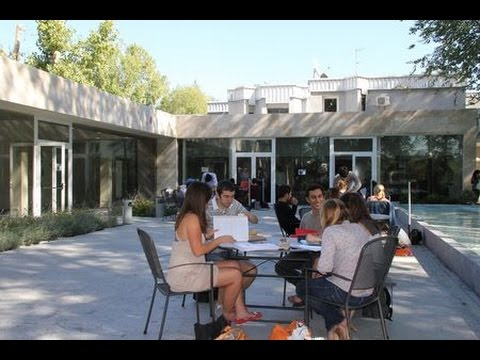 Campus & City Tour I ESCP Europe Madrid Campus