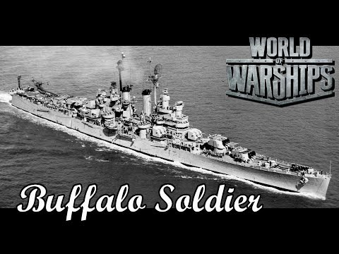 World of Warships - Buffalo Soldier