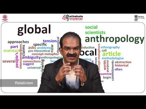 Foundation of anthropological thought (ANT)