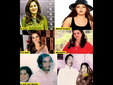 Mamta Kulkarni, Monica Bedi and Mandakini – actresses with an underworld connection-my review
