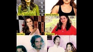 Mamta Kulkarni, Monica Bedi and Mandakini – actresses with an underworld connection-my review