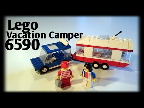 Lego - Vacation Camper 6590