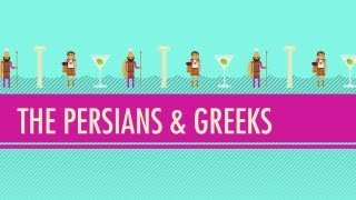 The Persians & Greeks: Crash Course World History #5 thumbnail