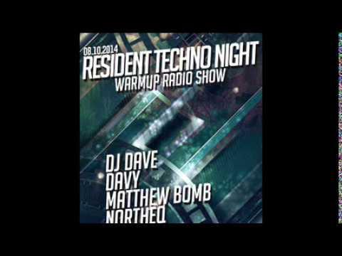 Art Style: Techno | WarmUp to Resident Techno Night : David Harsanyi aka. Dave