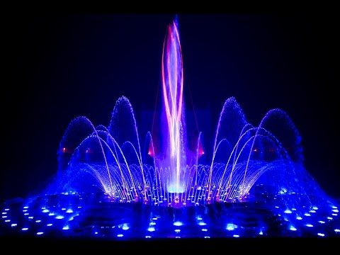 Sahaj Anand Water Show - Swaminarayan Akshardham, New Delhi, India.