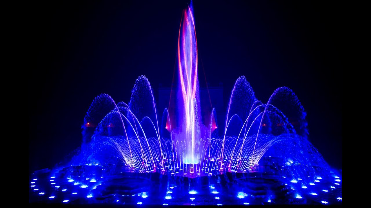 Sahaj anand water show swaminarayan akshardham new delhi india its youtube uninterrupted thecheapjerseys Choice Image