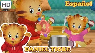 Daniel Tigre en Español - Diversión con mi Hermanita | Videos para Niños
