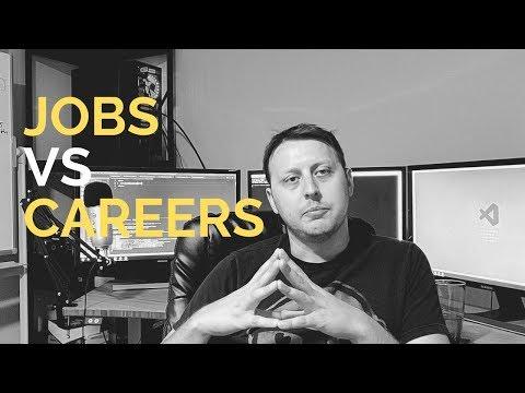 Job Vs Career | Ask A Dev With Dylan Israel