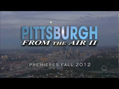 Pittsburgh From The Air II Promo
