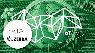 IoTLive #002 Demo - Zatar (Zebra Technologies) IoT Platform