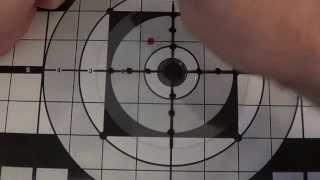 Как быстро пристрелять оптический прицел