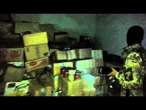 Страшный подвал-пыточная батальона