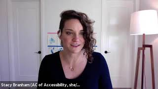 SIGCHI AMA | Accessibility & Operations (Dec 4, 2020)