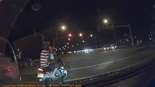 Kadawatha Accident Dash Cam Video