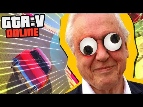 THE NEW ATTENBOROUGH!   GTA 5 Online Playlist