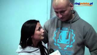 Kamila - drugi trener Artura Szpilki: uwagi i wskazówki