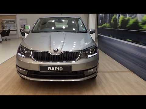 All New Skoda Rapid Facelift | Red,Grey,Silver,White | All Colors | Exterior and Interior