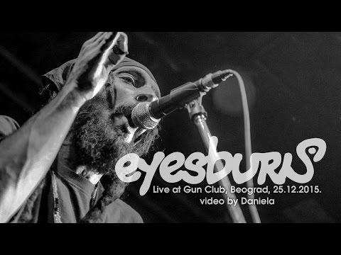 EYESBURN - Live in Belgrade, Gun Club, 25.12.2015