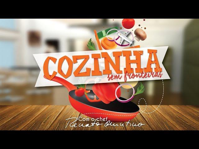 COZINHA SEM FRONTEIRAS | MESA DE ANTEPASTOS | BLOCO 1