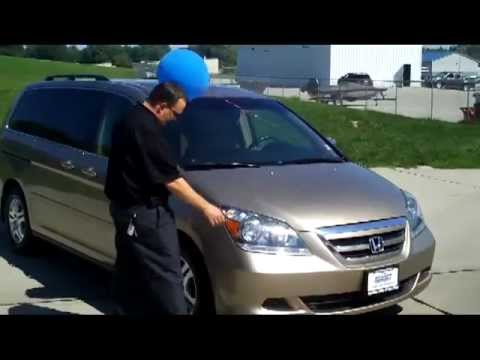 Used 2006 Honda Odyssey Ex L For Sale At Honda Cars Of Bellevue An Omaha Honda Dealer Youtube