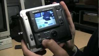 Sony Mavica floppy disk digital camera