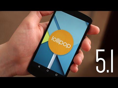 Полный обзор Android 5.1