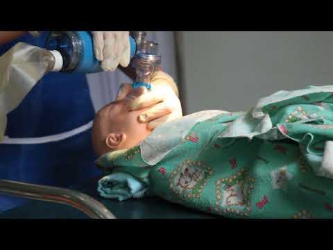 Resusitasi Bayi Baru lahir oleh Sittah Risman Dela - YouTube