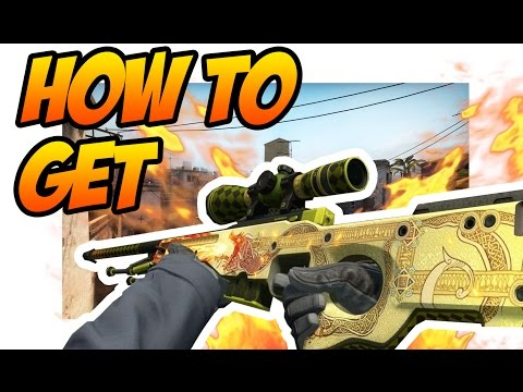 How To Get An AWP Dragon Lore