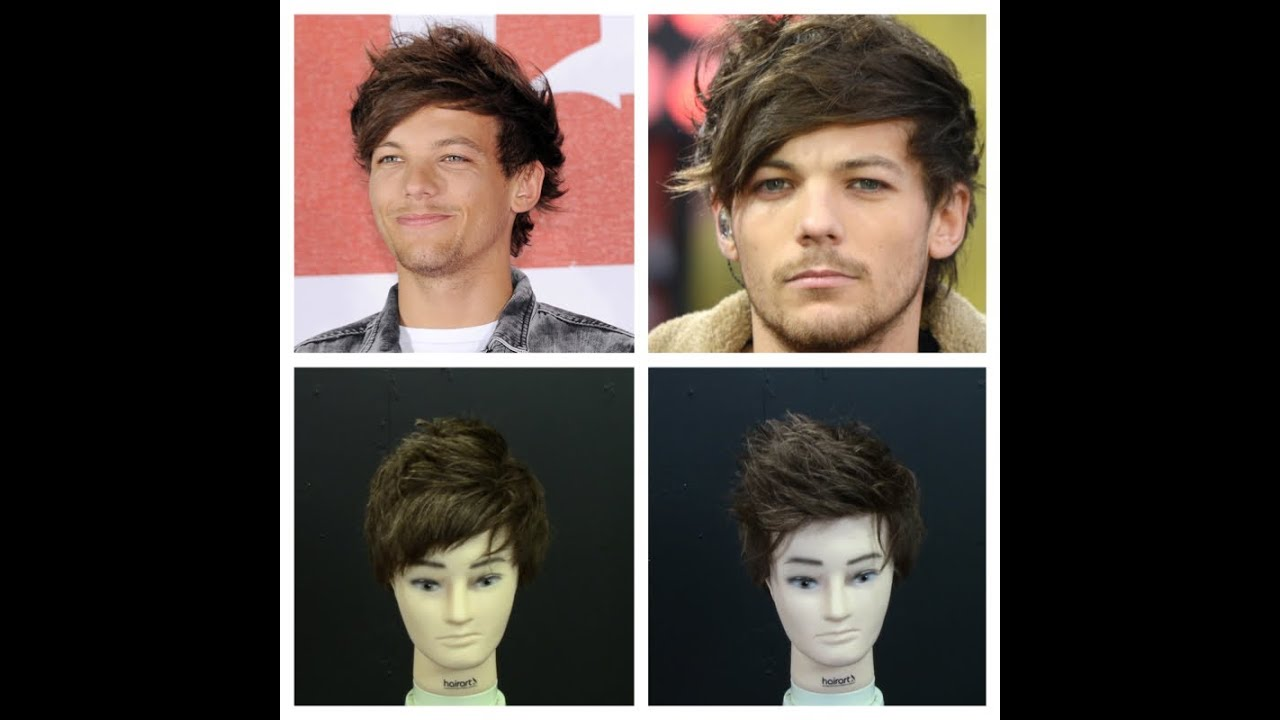 Louis Tomlinson 2014 Haircut
