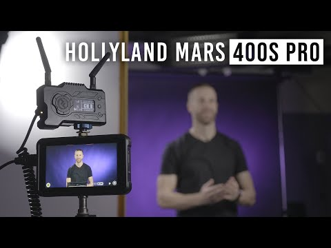 Hollyland Mars 400S PRO SDI/HDMI Wireless Video Transmission System | Hands-on Review