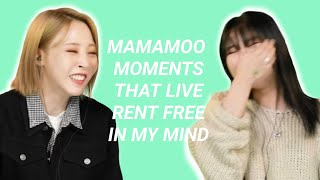Mamamoo Moments That Live Rent Free In My Mind MP3