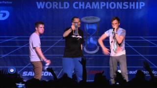 Alexinho vs B-Art - Best 16 - 4th Beatbox Battle World Championship