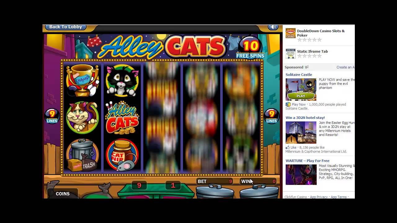 Clickfun Casino Free Coins Spins And Credits Youtube