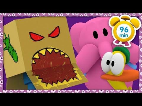 👹POCOYO in ENGLISH - Most Viewed Videos: Season 2 [96 min] Full Episodes  VIDEOS \u0026 CARTOONS for KIDS