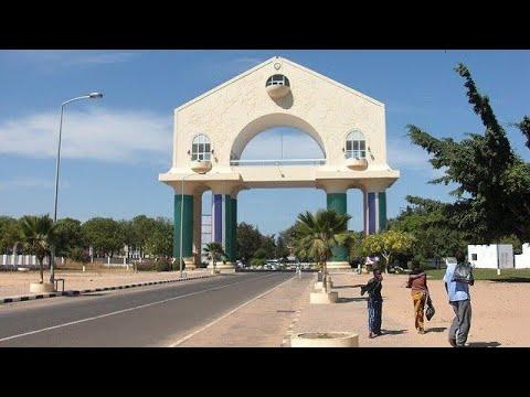 Gambia Banjul journey 2018