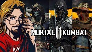 Mortal Kombat 11 - Noob Saibot, Erron Black and More