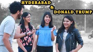 Hyderabad & Donald Trump || Namaste Yo