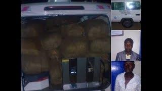 Ambulance iliyokamatwa ikisafirisha Dawa za kulevya Tarime