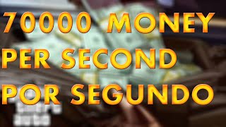 GTA V - PC - MOD ONLINE - MONEY INFINITE