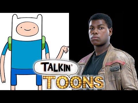 It's Adventure Star Wars Time! Talkin' Toons w Rob Paulsen