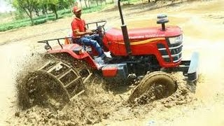 modern machines agriculture in the INDIA