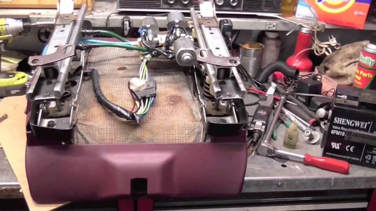 Gm Seat Wiring Simple Diagram Ac Compressor Auto Electrical