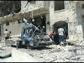 SYRIA. The Military Court Of An-Nusra Was Blown Up In Idlib