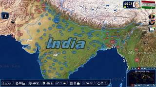 Geopolitical Simulator 4:  2018 - All Roads Lead to Delhi Ep. 15 - New Geopolitical Ambitions
