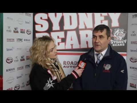 Ron Kuprowsky Post Game Interview 23/07/16